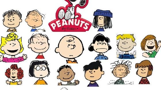 Which character in the Peanuts gang are you??????