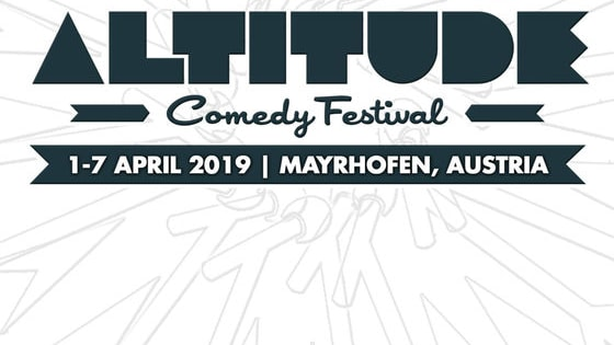The world's number one Alpine comedy festival returns to Mayrhofen, Austria in 2019 for the funniest show on snow