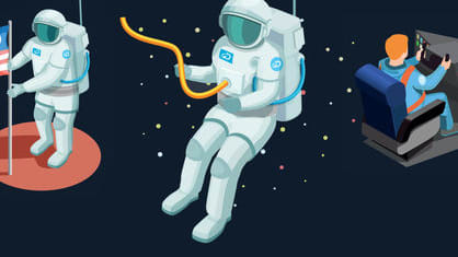 It's almost every child's ambition to be an astronaut when they grow up.  In celebration of NASA's 60th Anniversary, re-live your childhood dreams and take our space-tacular personality quiz to find out which famous astronaut you are most like!