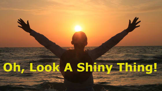 """Time to face the """"Oh-a-shiny-thing-ometer"""" to see how your attention deficit matches up ..... if you can concentrate long enough that is ......."""