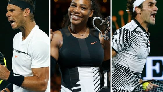 It's time to predict how many major titles this group of legendary tennis stars will end their careers with...