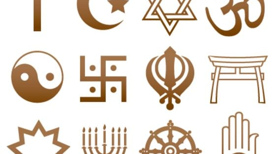 Let's see how well you know world religions and their symbols!