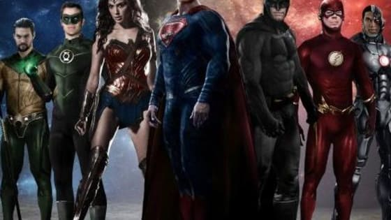 Find out what Justice League hero are you
