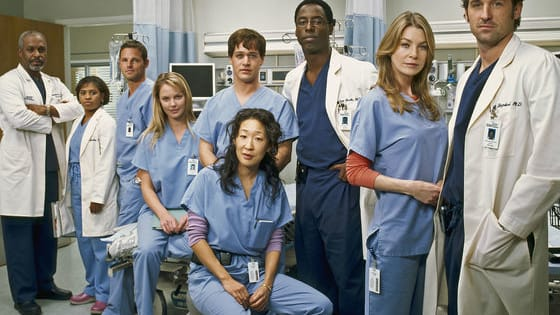 Who's your favorite Grey's character from Season 1?