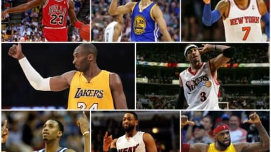 Find out which NBA player you have the most in common with. Let's see who your personality twin is!