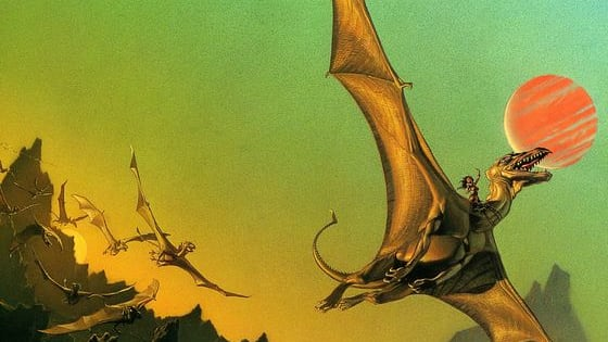 For Dragonriders of Pern lovers, if you were searched to impress a dragon, what color would choose you? Would you be Weyrwoman with a gold queen, or a smaller blue? Or would you not even impress at all?