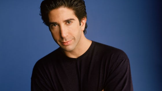 Rank the girlfriends Ross had in 'Friends'.