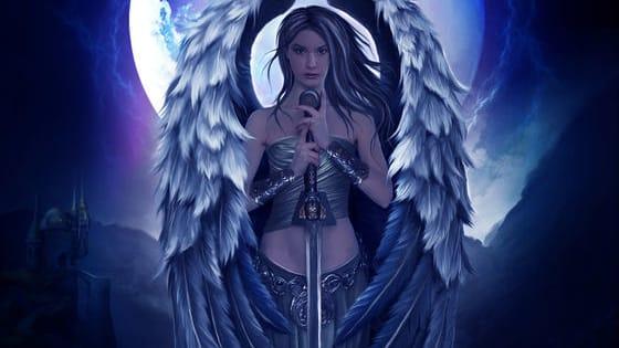 Ben jij een beschermengel of, een aardsengel of een engel des doods? Kom er achter!
