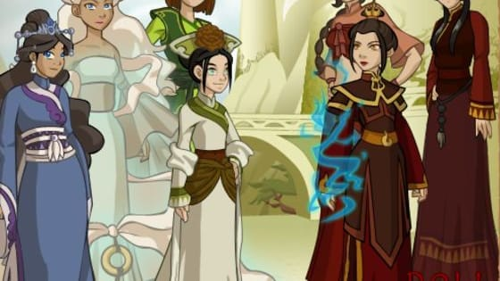 Find out which strong woman in ATLA you are!