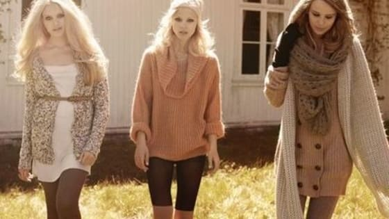 Fall is here! Which of this season's fashions is most like you?