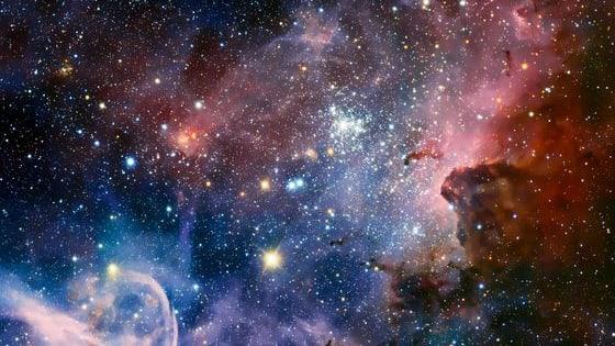 Самая горячая планета Солнечной системы, яркие черные дыры, космическая «матрешка» и усадьба на Луне. В день рождения Юрия Гагарина предлагаем вам проверить свои знания о космосе и его освоении людьми.
