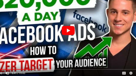In this video you learn from some of the best Internet Marketers in the world! Watch as three millionaire's reveal their TOP Facebook Ad secrets!