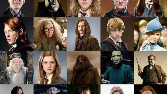 Do you ever wonder which Harry Potter character you are? Well, now you know!
