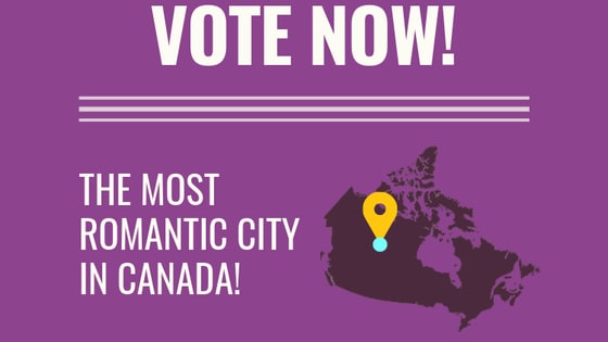 Toronto, Montreal, Vancouver, Ottawa, Calgary, Edmonton, Québec… Canada is a dating paradise for both singles and couples who want to find original, fun and adventurous activities. What is the most romantic city in Canada? What is the best Canadian city to have a memorable date? You choose! Vote now!