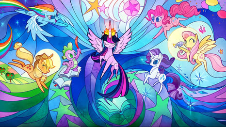 Ever wanted to discover if you were truly meant to be a My Little Pony fan? Take this 32 question trivia to find out!