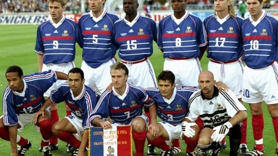 Spot the Frenchman