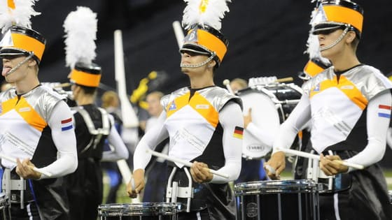 Groups from across Europe will meet Saturday, September 26 in Kerkrade, Netherlands for the annual Drum Corps Europe Championships.