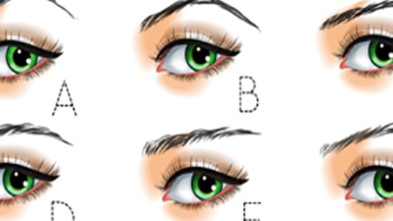 What do your eyebrows say about your personality? Look below at the images, and then choose the corresponding letter. What you will find will astound you.