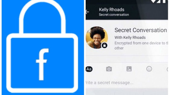 "Facebook's Messenger app will now offer a ""secret conversations"" option that will work like Snapchat to delete messages after a certain amount of time. Do you need this in your life?"