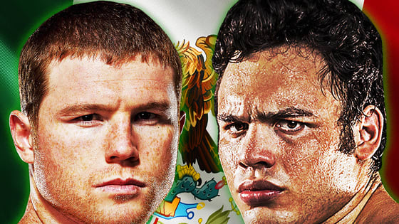 Canelo Alvarez and Julio Cesar Chavez Jr. will square off on May 6, 2017 at T-Mobile Arena in Las Vegas, NV.