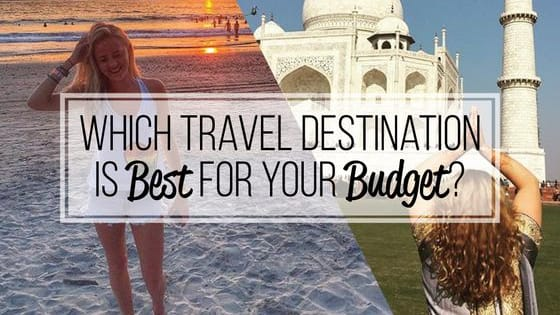 Traveling on a budget? Discover which destination is the best fit for your wallet...