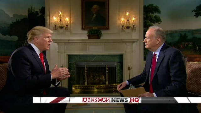 """In a recent interview with Bill O'Reilly on Fox News, Donald Trump defended the actions of Russian president Vladimir Putin, whom O'Reiller called """"a killer."""" Who do you agree with?"""