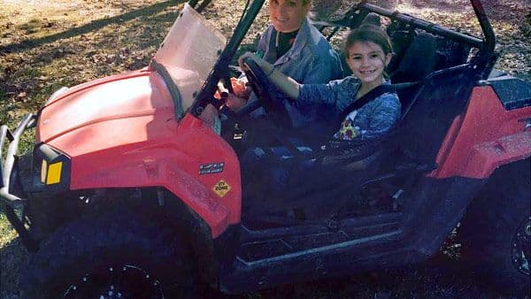 Britney Spears' 8-year-old niece, Maddie, was driving in an ATV when it flipped in water and trapped the child for two minutes before she was found. She is now in critical, but stable, condition. Find out more here.