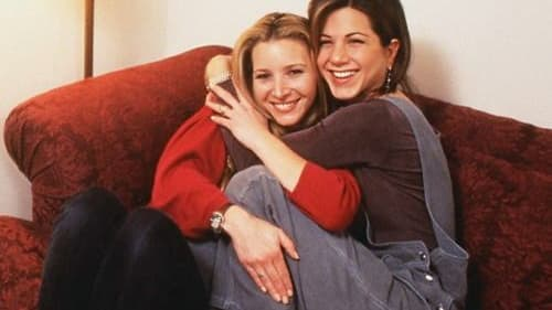 Are you and your best friend like Rachel and Phoebe?