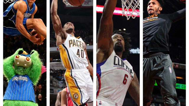 Who do you think will be the last dunker standing this weekend?