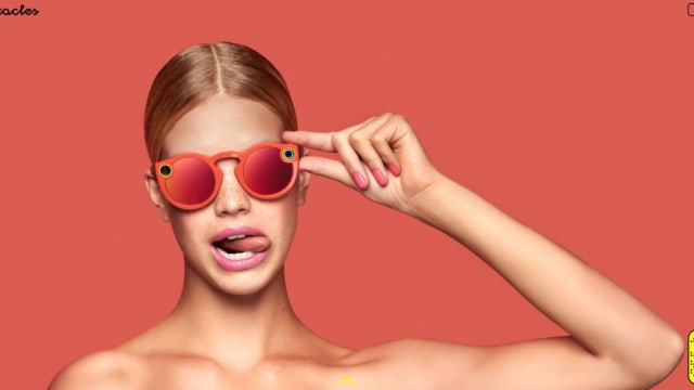 No more having to find those random pop-up kiosks as Snap begins selling their Spectacles through their online store.