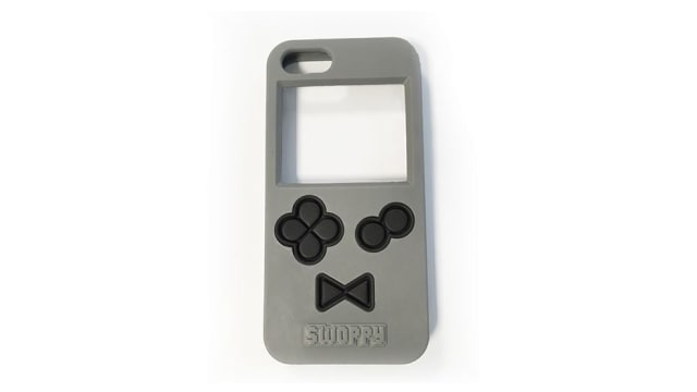 New Zealand startup Swoppy is launching a Kickstarter today to help it roll out production on an iPhone case which turns smartphones into nostalgic gaming consoles.