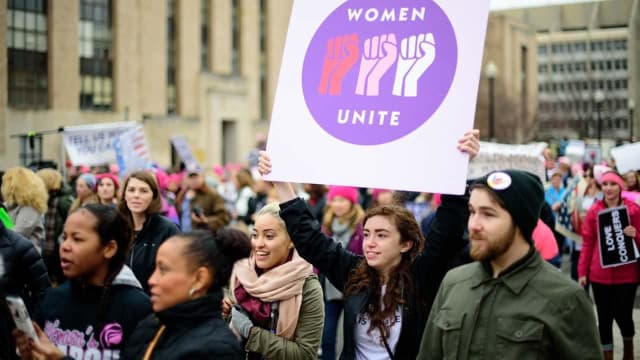The Day Without a Woman is a general strike planned by The Women's March on Washington, but not every woman will be able to strike. If you can't take off work or school, here are a few things you can still do to show your support.