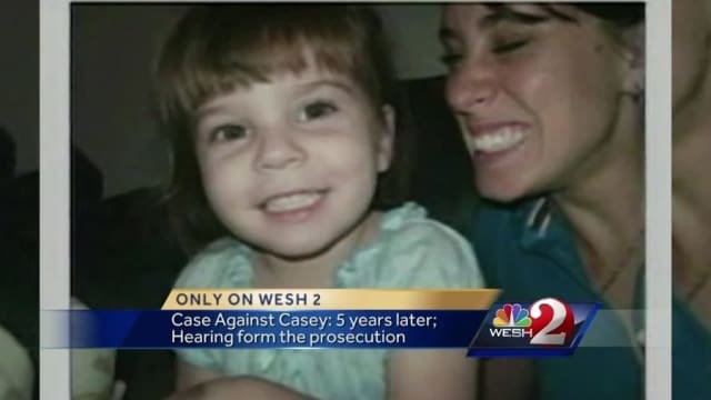 It's been nine years since Casey was accused of killing her two year old daughter Caylee, but Anthony maintains she has no idea how her daughter died