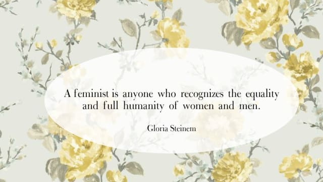 Smashing the patriarchy isn't always easy. In fact, it's often difficult. So, here are 13 words of wisdom from powerful women to remember.
