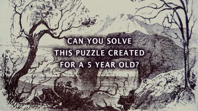 This complex optical illusion has so many hidden animals in it we gave up at 10. Will you pull your hair out trying to find them all? We did!