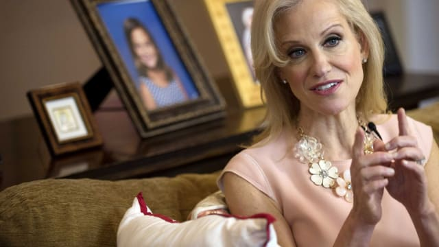 Conway claimed that Obama was able to spy on Trump using TV's and Microwaves but has now admitted that she has no evidence to back up these claims. Should Conway be prosecuted?