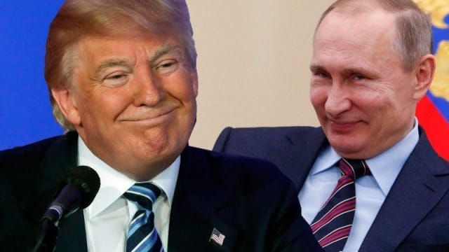 The former UK ambassador has said that Donald Trump is doing Russia's bidding by accusing Obama of wiretapping Trump Tower. Is this a deliberate tactic that's helping the Russian Government?