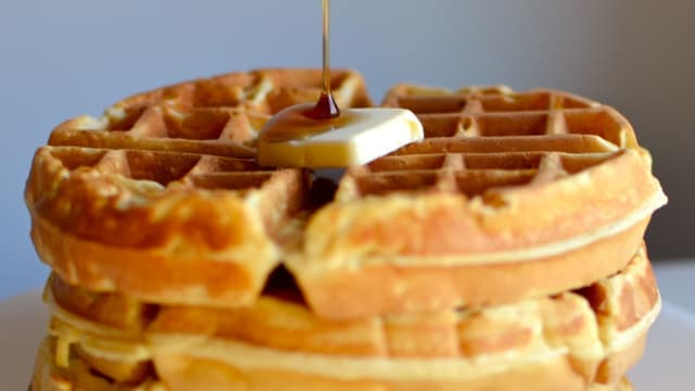 Waffles are one of the greatest foods ever invented. Whether you like them crispy or soft, sweet or savory, these delicious treats are always a pleasure to eat. Here are a few of my favorite waffle recipes to help you celebrate these marvelous morsels!