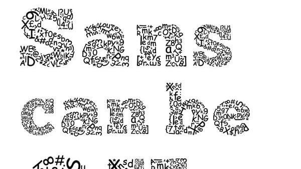Comic Sans: often misused, often maligned, never mistaken.