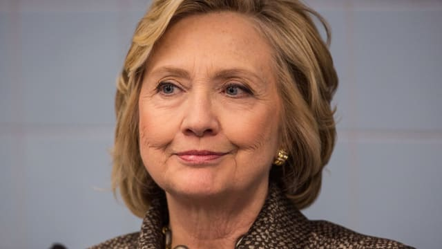 Hillary Clinton recently made one of her first speeches since losing the presidential election to the Professional Businesswomen of San Francisco. Here are some of her most notable statements.