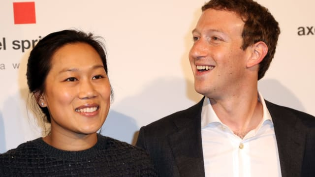 """The 2017 San Francisco Visionary of the Year Award went this year to Priscilla Chan, who announced with her husband last year that they would be donating over $45 billion in their lifetimes to """"end disease."""" Find out more here!"""