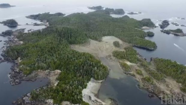 Older than the pyramids in Egypt, archaeologists have discovered a 14,000-year-old fishing village on Triquet Island on the shoreline of British Columbia. Find out more about this amazing discovery here!