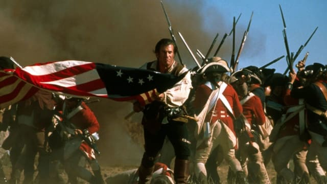 These incredible scenes will bring tears to even the least patriotic eyes! Here are the grand old flag's five most breathtaking moments in cinematic history!