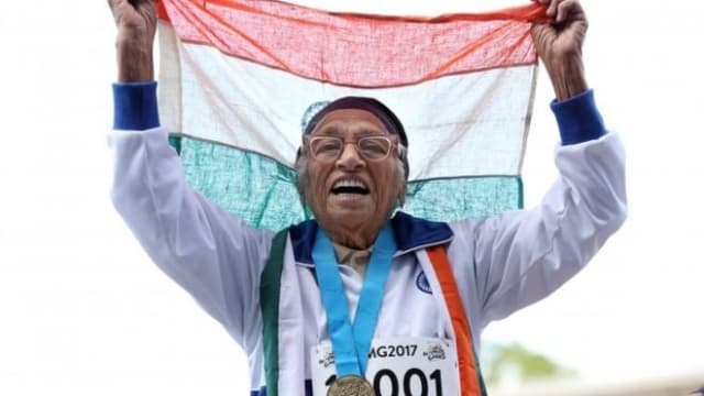Man Kaur, a 101-year-old athlete from India shows that it's truly never too late to be great. Find out more here!