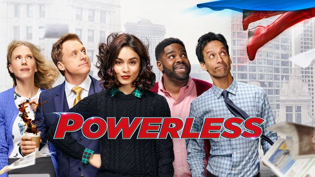 NBC has pulled Powerless from its schedule, leaving the final 2 episodes unaired! Cancelled?
