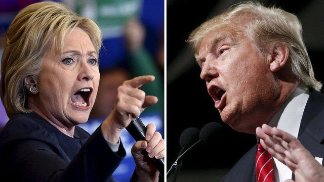 Late last night Donald Trump tweeted attacking Hillary Clinton and his own FBI director. Should he have not responded?