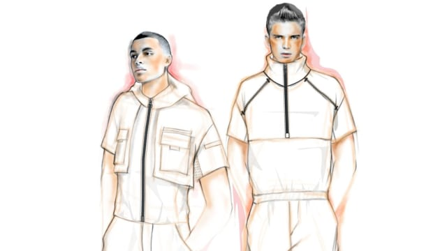 Reebok has caught hold of the latest, and possibly strangest, trend in men's fashion and put a sporty spin on it, but would YOU wear the Reeromp? Would you date someone wearing the Reeromp? Find out more here, then talk to us about it!