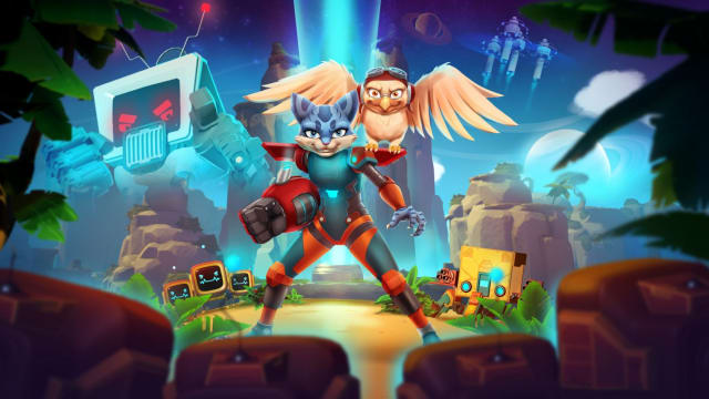 Right Nice Games and Grip Digital have created a game that hearkens backs to the early days of the PS2 when the 3D platformer was still king.