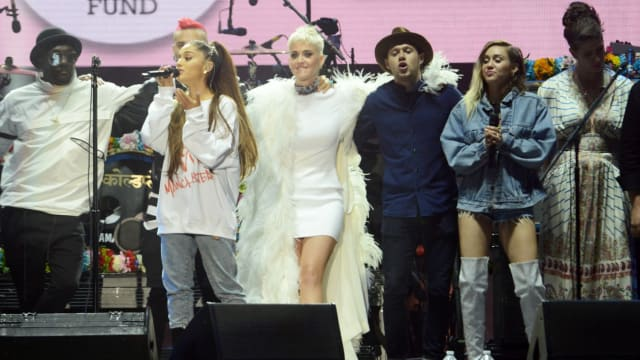 After a bombing at her Manchester performance on May 22 that claimed the lives of 22 people and injured even more, Ariana Grande hosted the One Love Manchester memorial concert and fundraiser in honor of the victims and their families. Joining her were a stunning turnout of other celebrities. Watch the most amazing performances here.