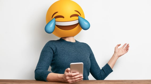 It's about time science get some emojis of its own.